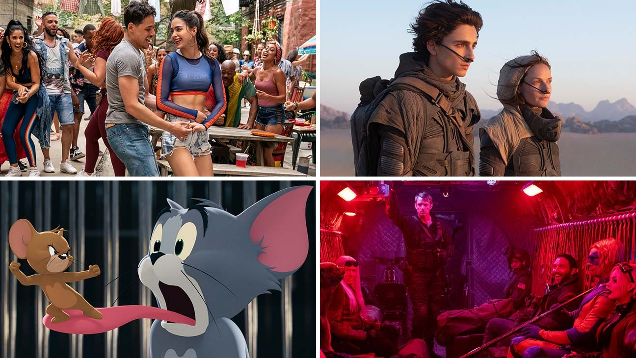 BREAKING: Warner Bros to Release All 2021 Movies in ...