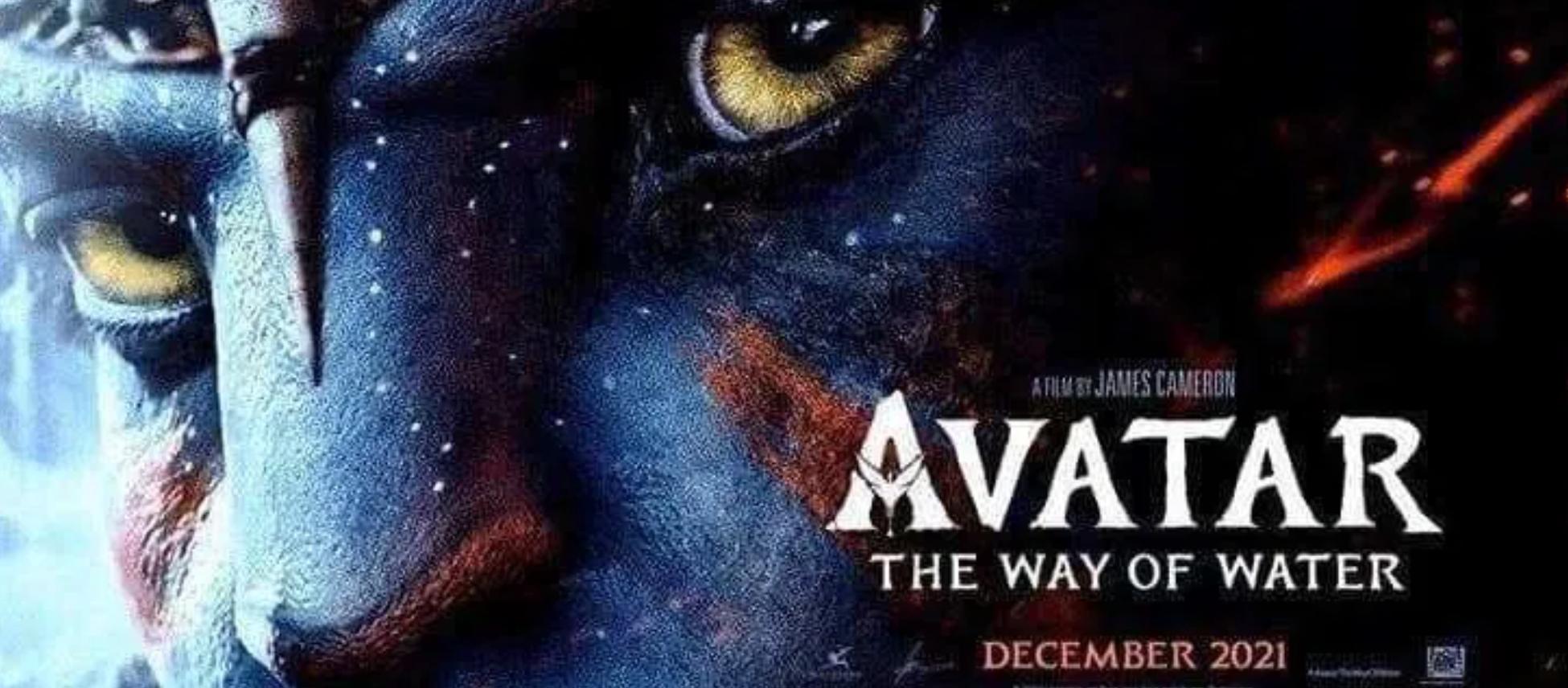 Image result for avatar 2 poster